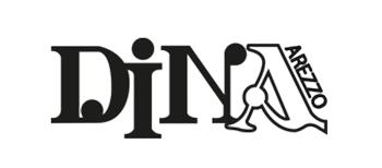 Logo Dina boutique uomo donna ad Arezzo