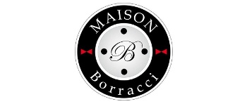 Logo Maison Borracci abbigliamento a Noicattaro (Bari)