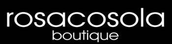 Logo Boutique per donna Rosa Cosola ad Adelfia (Bari)