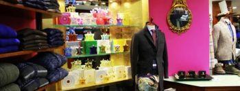 Logo Michi D'Amato boutique abbigliamento e calzature uomo a Bari