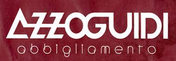 Logo Azzoguidi Abbigliamento uomo donna e taglie forti.