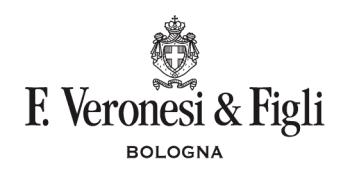 Logo Gioielleria F. Veronesi & Figli - Bologna