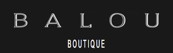 Logo Balou Boutique - Merano provincia di Bolzano