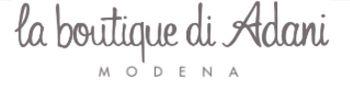 Logo  Boutique di Adani abbigliamento e calzature uomo donna a Modena