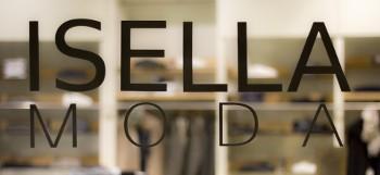 Logo Isella Moda abbigliamento uomo donna a Meda (Monza)