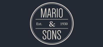 Logo Mario&Sons - Seregno provincia di Monza