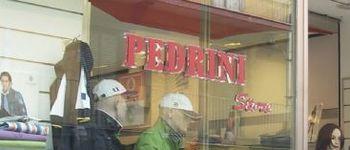 Logo Pedrini abbigliamento uomo donna - Marano di Napoli (Na)