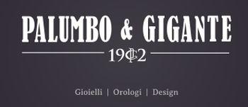 Logo Palumbo e Gigante gioielleria a Palermo