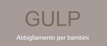 Logo Gulp ?Abbigliamento per bambini a Pontedera | Pisa