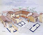 Area archeologica in località Serra di Vaglio