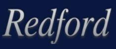 Logo Redford abbigliamento calzature uomo donna Potenza