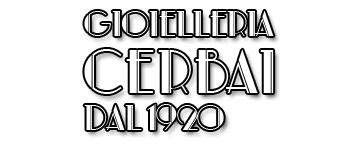 Logo Gioielleria Cerbai - Prato