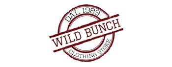 Logo Wild Bunch abbigliamento e calzature uomo donna a Roma