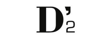 Logo D'2 abbigliamento uomo donna a Salerno