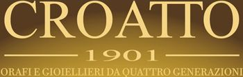 Logo Gioielleria Croatto 1901 Udine
