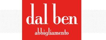 Logo Dal Ben abbigliamento uomo donna bambino a Mirano (Venezia)