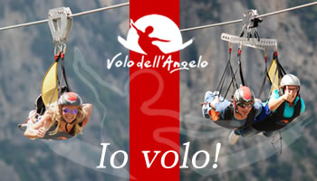 Banner Volo dell'Angelo
