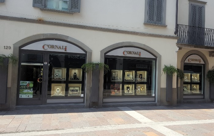 Gioielleria Cornali XX Settembre a Bergamo