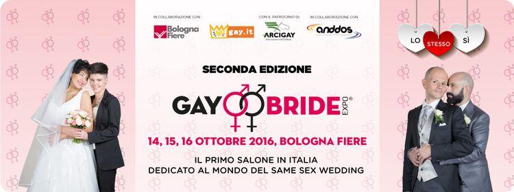 Gay Bride Expo 2016