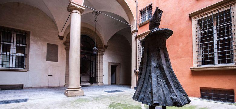 Palazzo Albergati Bologna