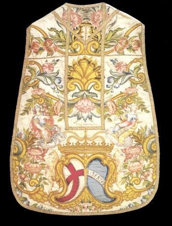 Tessuti - Museo dell'Arciconfraternita dei Genovesi