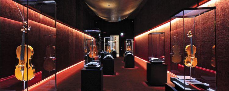 Museo del Violino a Cremona
