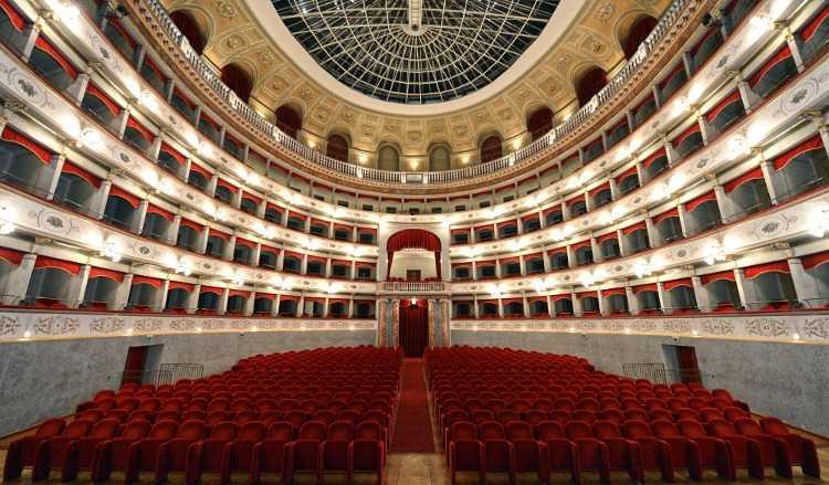 Teatro Goldoni Livorno