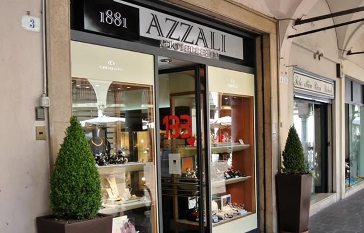 Azzali 1881 Gioielleria Orologeria a Mantova