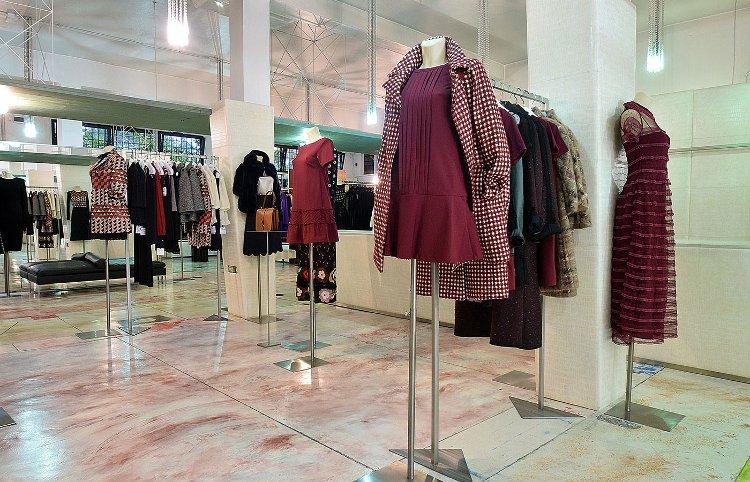 Zanotti boutique donna