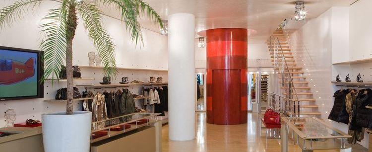 Boutique Banner Milano