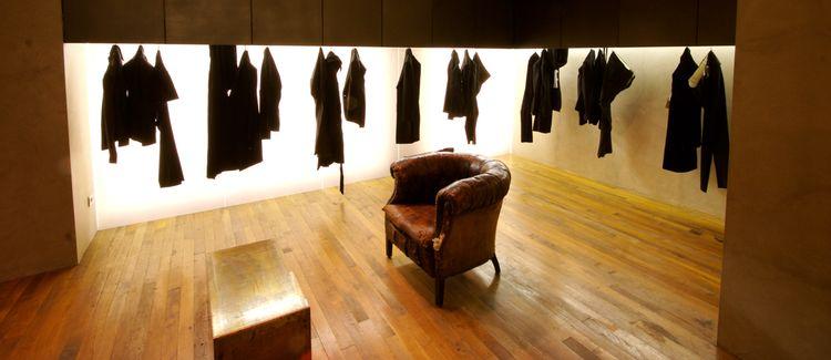 Daad Dantone boutique uomo donna Milano