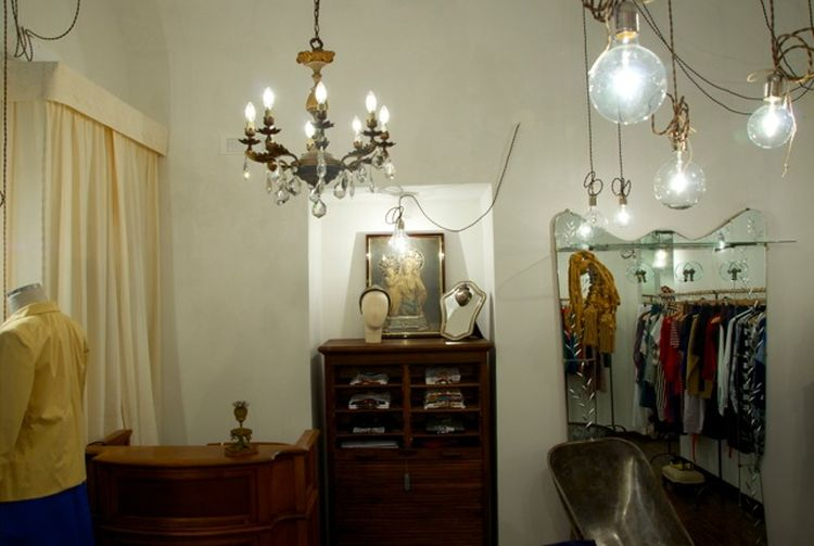 Ex Voto boutique uomo donna a Napoli