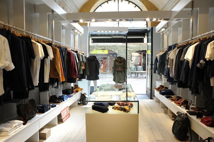 Olivier abbigliamento e calzature uomo a Parma