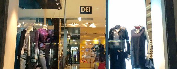 Dei Fashion Store abbigliamento uomo donna a Pisa