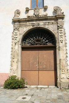 Senise - portale