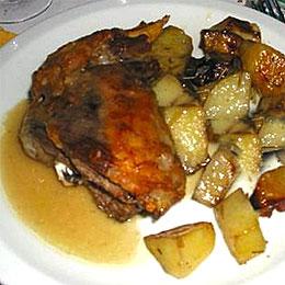 Ricette roma abbacchio alla romana cucina tipica romana for Cucina atipica roma