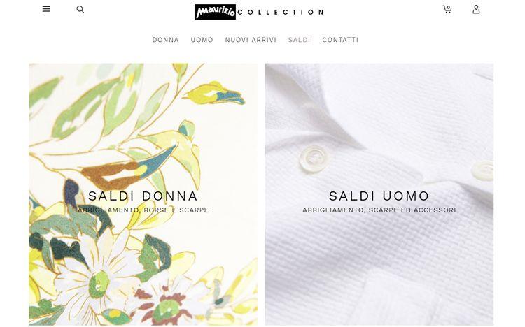 Sito Maurizio Collection